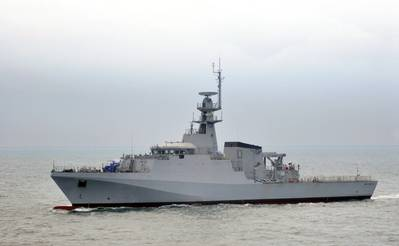 BAE Systems OPV