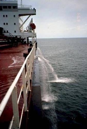 Ballast file photo