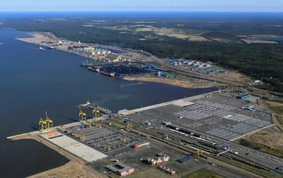 Baltic LNG. Image: Gazprom