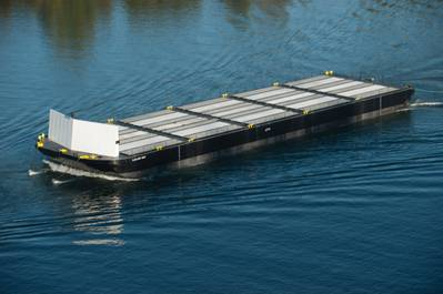 Barge 'Iliuliuk Bay': Photo courtesy of Vigor Fab