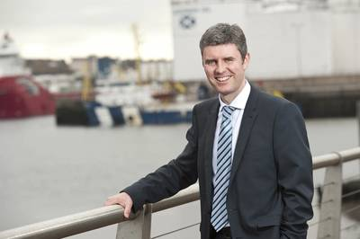 Barry Macleod, UKCS managing director at Bibby Offshore (Photo: Bibby Offshore)