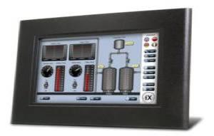 "Beijer Machine 7"" QTERM-A7 Interface: Image credit Beijer Electronics"