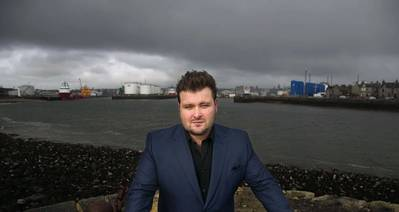 Ben Moore, managing director at Attollo Offshore Photo courtesy Attollo Offshore