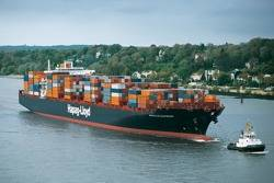 Berlin Express: Credit Hapag Lloyd