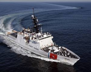 Bertholf is the first of class for the U.S. Coast Guard under its Deepwater Program.