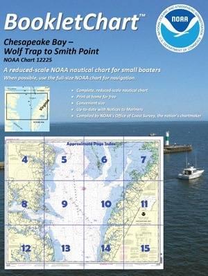 BookletCharts: Photo credit NOAA
