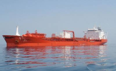 Bow Jubail. Photo: The Odfjell Group