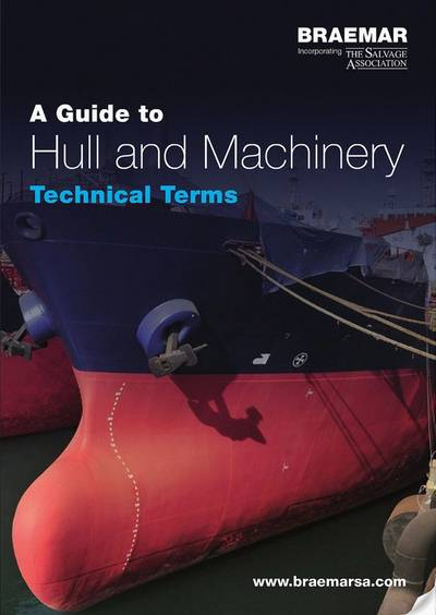Braemar Hull and Machinery Guide Cover (Photo: Braemar)