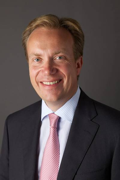 Børge Brende: Photo courtesy of Statoil