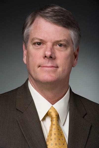Brian Cuccias, retired president of Ingalls Shipbuilding. Photo courtesy HII