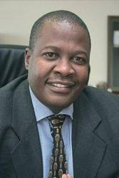 Brian Molefe: Photo credit UBM Global Trade