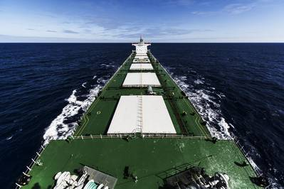 Bulk Carrier AdobeStock (Photo: Credit: Lucasz Z WEB)