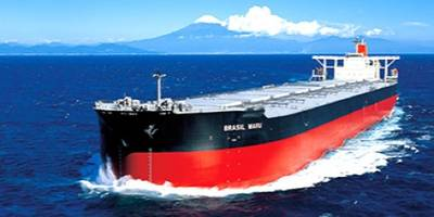 Bulk carrier: Image courtesy of MOL
