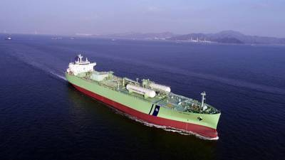BW LPG – the world's leading owner and operator of LPG vessels – will retrofit another three MAN B&W 6G60ME-C9.2 type engines to MAN B&W 6G60ME-C9.5-LGIP dual-fuel types, capable of operating on fuel oil and LPG. Photo: MAN ES