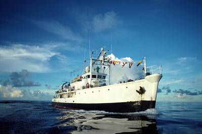 Calypso (Photo: The Cousteau Society)
