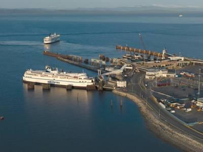 Canadian Ferry Termina:Image credit CFOA
