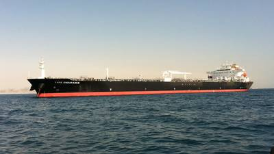 Cape Endurance (Courtesy Taurus Tankers)