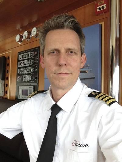 Captain Anders Pehrson