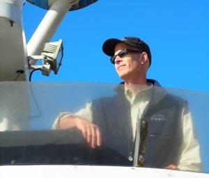 Captain Jeff Slesinger, trainer and author. Photo courtesy Jeff Slesinger