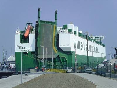 Car carrier 'Fidelio': Photo Wiki CCL
