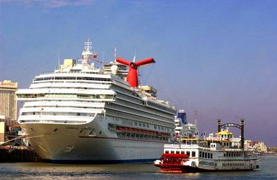 'Carnival Conquest': Photo courtesy of Carnival Cruises