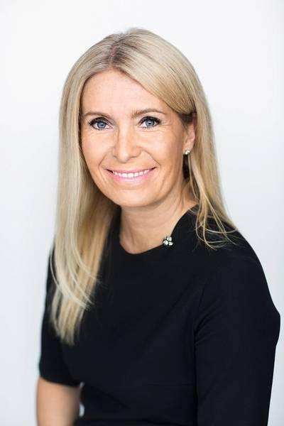 Carolina Dybeck Happe (Photo: General Electric Co.)