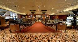 Casino by Mivan on Grand Princess: Photo courtesy of Mivan