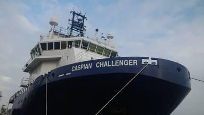 Caspian Challenger