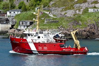 CCGS Vladykov: Photo courtesy of Fisheries and Oceans Canada