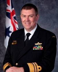 Chief of Navy Vice Admiral Ray Griggs