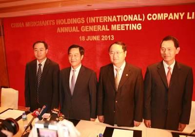 China Merchants HK AGM: Photo credit the company