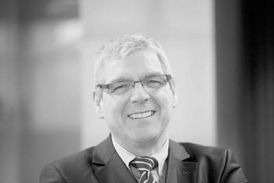 CIMAC's Vice President Axel Kettmann died on Monday at the age of 62 after a serious illness. Photo courtesy CIMAC
