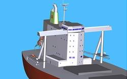 'Aero-Citadel' Image credit Imabari Shipbuilding