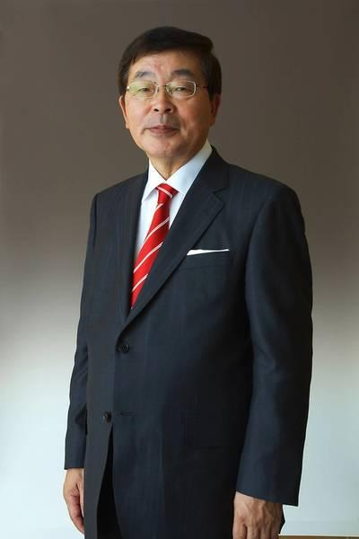 ClassNK Chairman and President Noboru Ueda.
