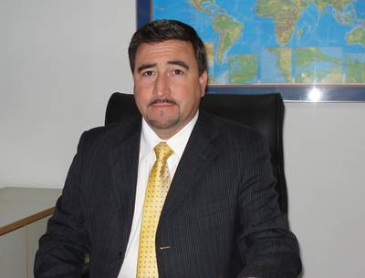 Francisco Villagran, Regional Operations Manager.