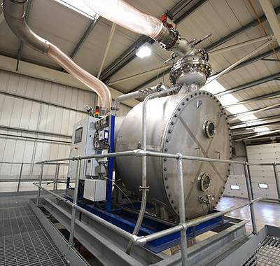 Coldharbour Inert Gas Generator (Photo: Coldharbour)