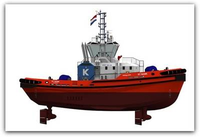 Company Tugboat: Image credit KOTUG