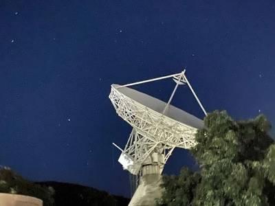 COMSAT Santa Paula, Calif. teleport bolsters Inmarsat network (Photo: COMSAT)