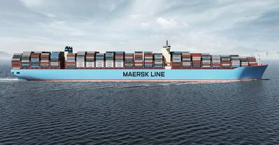 Containership image credit Maersk Line