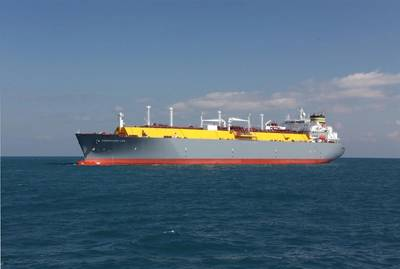 Corcovado LNG (Photo: GE)