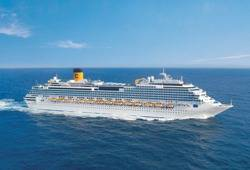 'Costa Fascinosa': Photo credit Costa Cruises