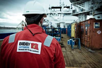 Courtesy Bibby Offshore