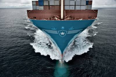 Courtesy Maersk Line