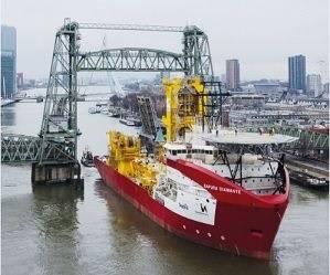 photo courtesy  Netherlands Maritime Technology