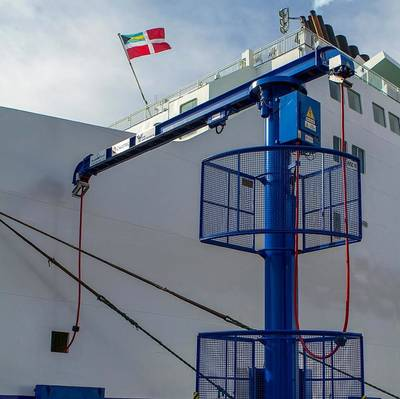 Covotec AMP Unit: Photo credit Port of Ystad