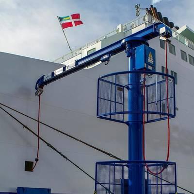 Covotec AMP Unit: Photo credit Port of Ystad