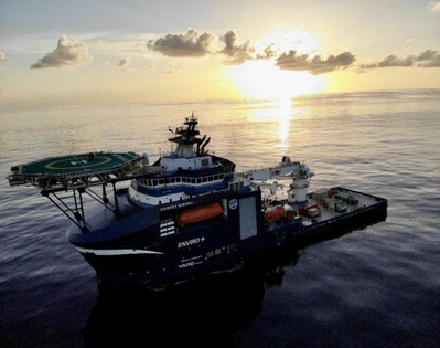 Credit: Harvey Gulf Subsea Solutions