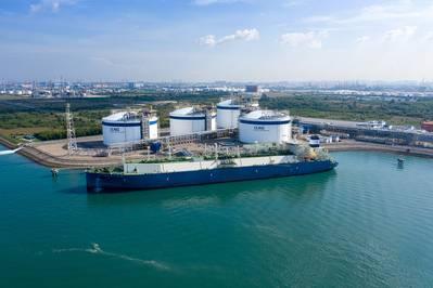 Credit: Singapore LNG Corp