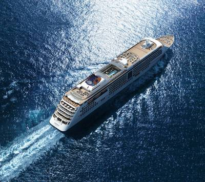 Cruise Ship 'Europa 2': Image credit Hapag-Lloyd Cruises