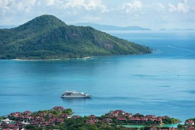 Crystal Esprit. Pic: Crystal Yacht Cruises